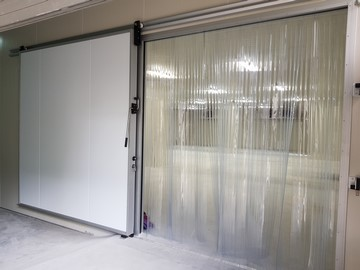 Cold room Insulated Swing and Sliding Doors